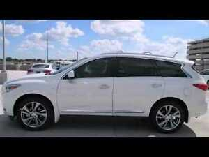 2014 Infiniti QX60 Base SUV 40000KM White Lease Takeover
