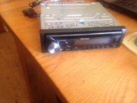 PIONEER DEH-3900BT BLUETOOTH CD MP3 RADIO AUX USB CAR STEREO