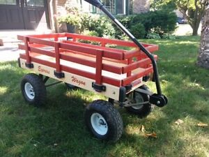 All-season Convertible Kids Wagon