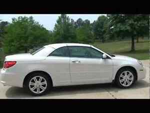 Chrysler Sebring 2010 convertible limited