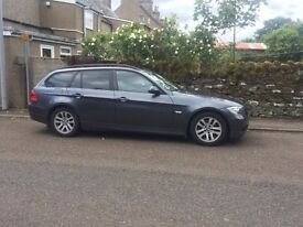 BMW 320D Touring - 95K - Low owners - Grey Estate - 3 series