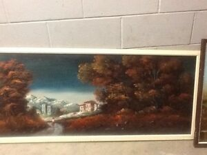 Framed Prints(modern, sports, traditional)& paintings Kitchener / Waterloo Kitchener Area image 6