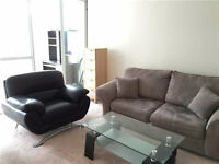 Amazing Bachelor Condo + Den + All the Furniture. MUST SEE!!!