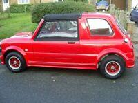 Unusual Classic mini project WANTED kit car one off custom