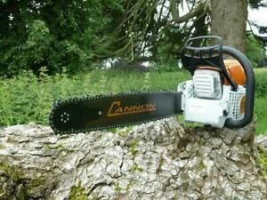 Canadian Made High Quality Chainsaw Bars at CR Equipment!