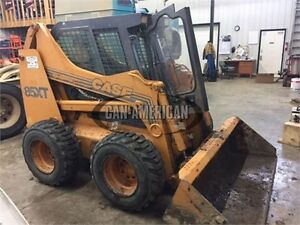 2001 CASE 85 XT SKID STEER LOADER