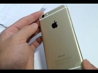 Iphone 6 Gold 16 GB Locked to EE Like Brand New