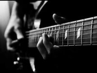 Guitarist/backing vocalist required