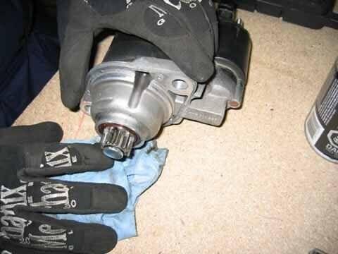 Vw Bora 2005 1.9tdi starter, alternator,rear lights