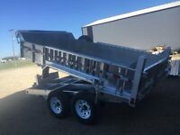Wide Variety of Hydraulic Dump Trailers in Stock