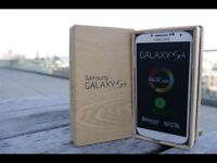 SAMSUNG S4 & OUTER BOX