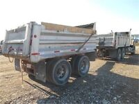 TANDEM DUMP TRUCK FOR HIRE+pup gravel trailer available