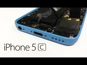 Charging port for iPhone 5C