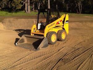 Hyundai skid steer and equipment Wooroloo Mundaring Area Preview