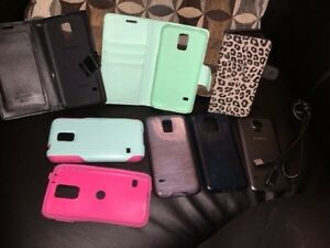 Samsung Galaxy S5 cases and charger Sarnia Sarnia Area image 1