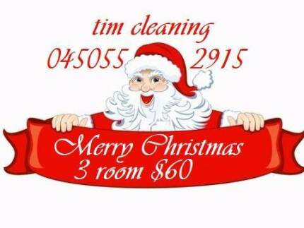 tim cleaning