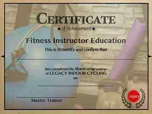 FItness Instructor Certification Courses