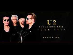 U2 Tickets Rogers Centre June 23, 2017 (support The Lumineers)