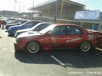 2002 Subaru Bugeye GX 4x4 Sport 2.0 - (MODIFIED) --- SWAPS