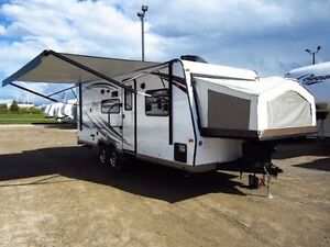 INDULGE IN CAMPING LUXURY/NEW TRAILER FOR RENT/WE DELIVER IT !