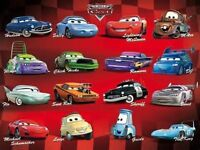 ISO - Diecast cars characters