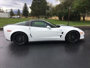 2013 ZR1 60th Anniversary Edition