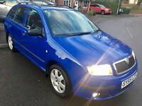 1 YEAR Warranty - 1 Owner Comprehensive Service History - Long MOT - Fabia Bohemia Estate 1.4 DIESEL