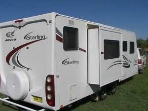 Jayco Sterling Caravan Tamworth Tamworth City Preview
