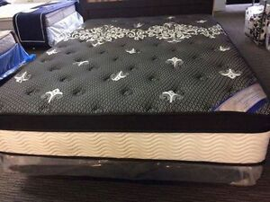Brand new Euro top Mattress and box with FREE delivery!!!