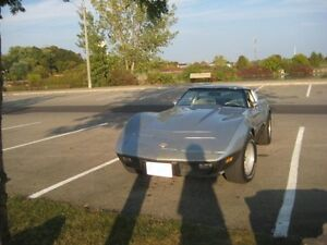 1978 Chevrolet Corvette 25th Silver Anniversary