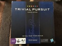 Trivial Pursuit Master Edition board game,