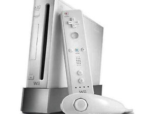 NINTENDO WII SYSTEM - Complete