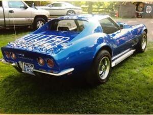 1969 Corvette Big Block Tripower Near Mint Condition