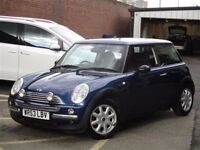 2004 Mini One 1.6 – MOT JUNE 2018, SERVICE HISTORY INCLUDING HAVING JUST BEEN SERVICED