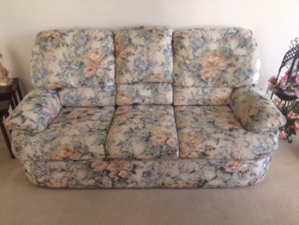 Couch and Matching Lounge Chair Set