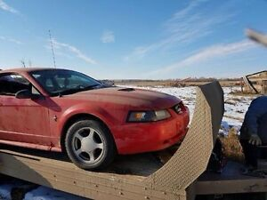 1999 Mustang V6 for Parts