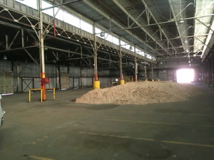 Large Industrial Land and Building