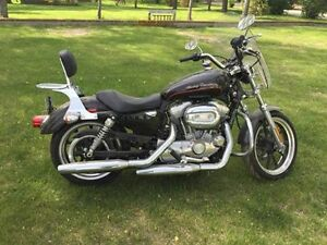 NEW 2011 HD Sportster 883 Super Low