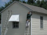 Does your house or garage need new siding?