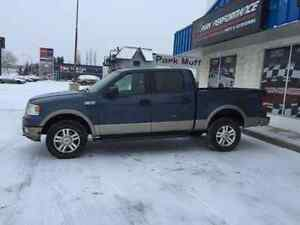 2004 Ford F-150 SuperCrew Lariat Pickup Truck