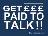 Promotions and Direct Sales - £11.00 to £14.00 per hour (Start Next Week!)