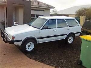 1992 Subaru GL Wagon 4X4 Ravenswood Murray Area Preview