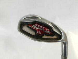 Cobra Baffler Iron Set #4-GW Steel Regular Mens Right
