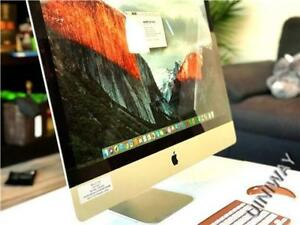 Uniway regent Christmas GIft Apple iMac 27'' all in one desktop Intel i7 16G 3TB (reconditioned) $1499