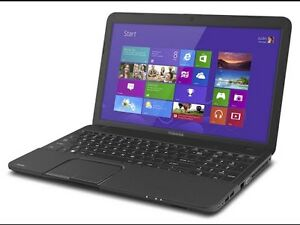 Toshiba laptop windows 8 touch, 2 months old