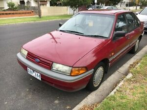 FORD LASER WİTHOUT REG Footscray Maribyrnong Area Preview