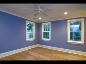 Indoor painting available. Great prices. Choose any color