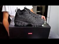 Nike x Supreme Humara's (Blues and Blacks)