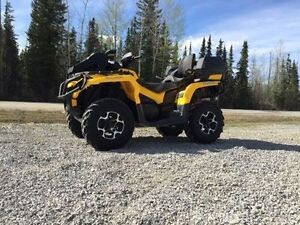 Can Am Outlander Max XT 800