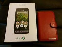 DORO 8030 SMARTPHONE (Tesco Mobile)